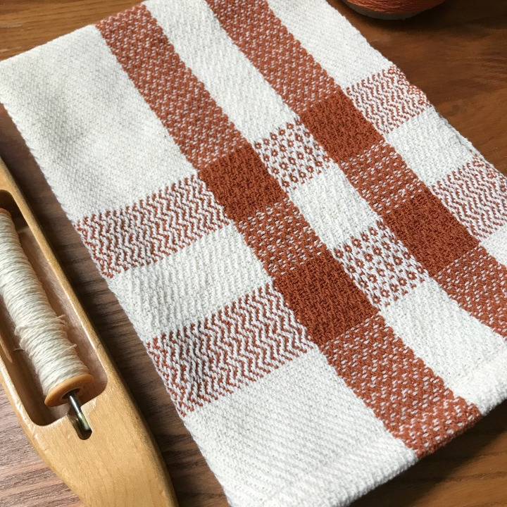 Weaving for fall