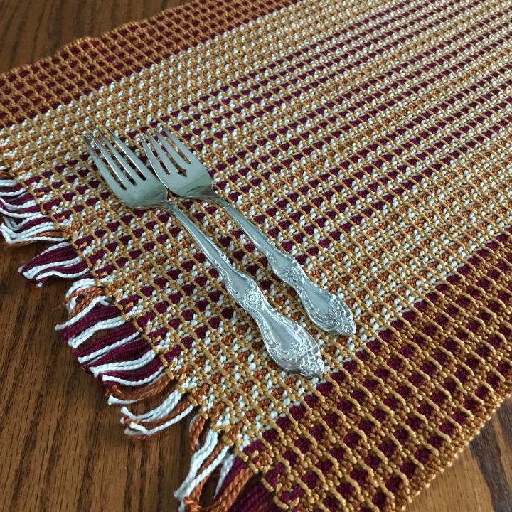 Placemats for all seasons