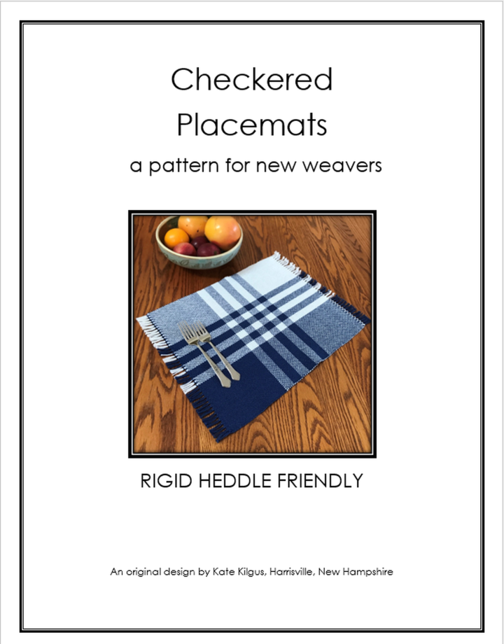 New weaving pattern release!